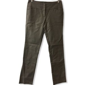 New York & Co straight leg trousers brown Size: 4T